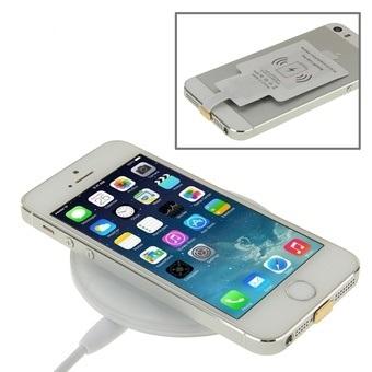 iPhone 5, 5C,5S en 6 (+/s/s+) Draadloos laden