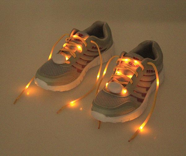 LED veters geel
