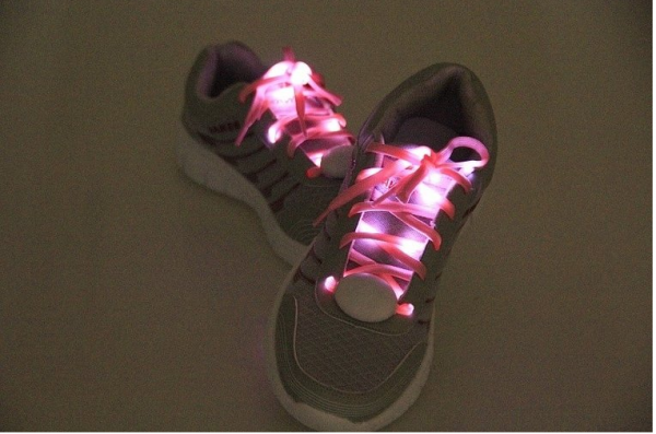 LED veters Roze-0
