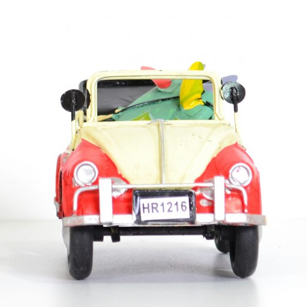 Vintage car kever