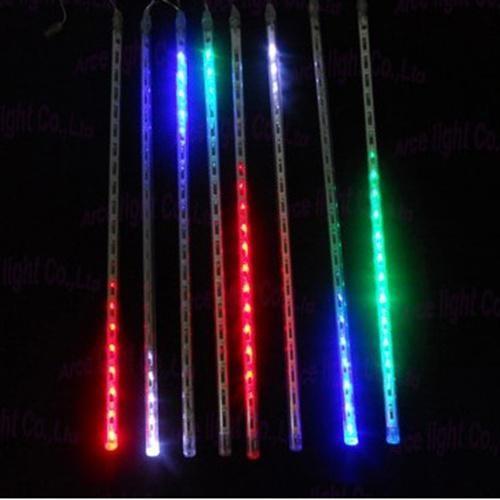 LED meteoor regen/ Snowfall 30cm, RGB.-0