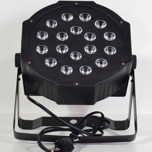 Disco led spot