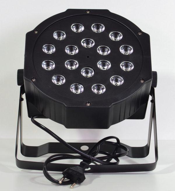 Disco led spot RGB-0