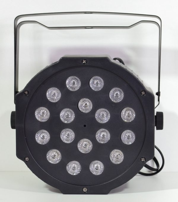 Disco led spot RGB-591