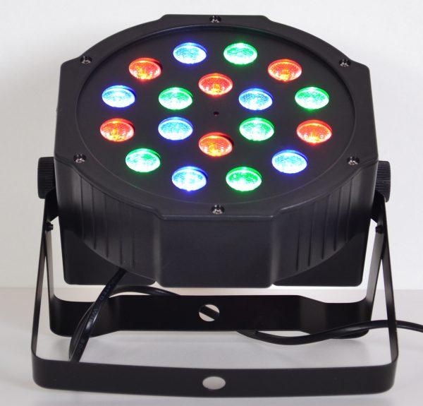 Disco led spot RGB-588