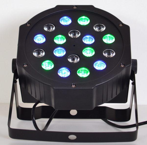 Disco led spot RGB-589