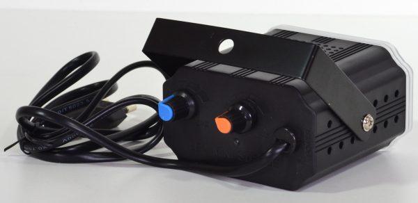 LED Strobe discolamp wit