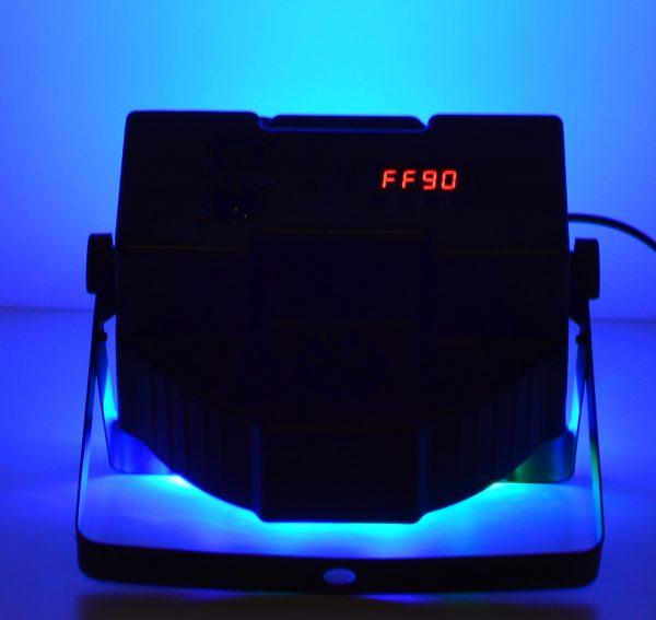 Disco led spot RGB-592