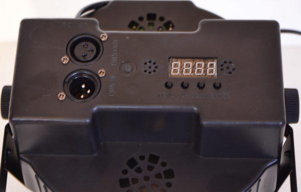 Disco led spot RGB-587
