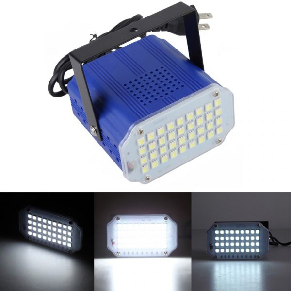 LED Strobe discolamp wit-620