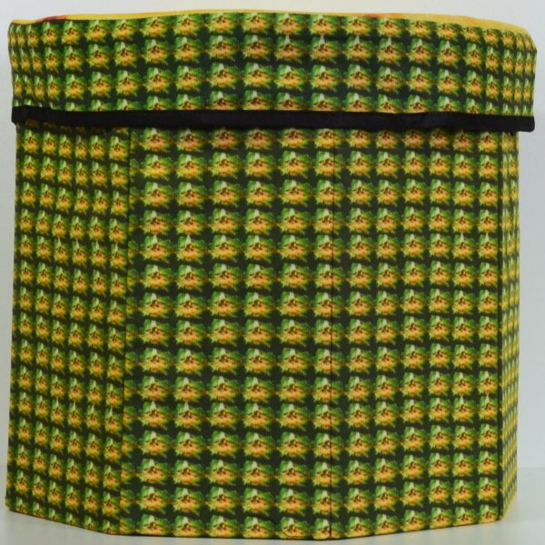 opberg/zitpoef ananas-0