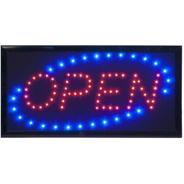 LED bord Open-0