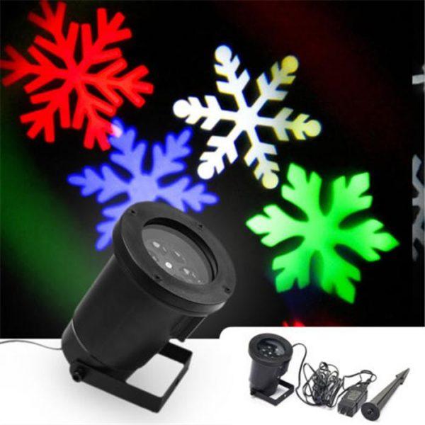 Tuin LED spot Kerst aluminium behuizing.-0
