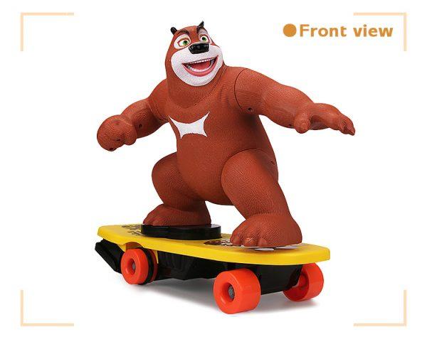 Stunt beer op skateboard-0