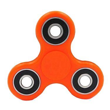 fidget spinner oranje-0