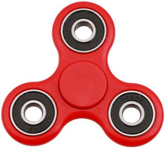 fidget spinner Rood-0