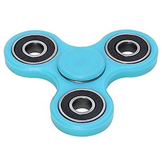 fidget spinner turquoise -0