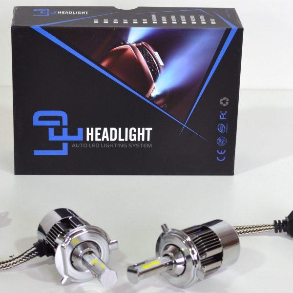 BI-LED H4 LED VERLICHTING-0