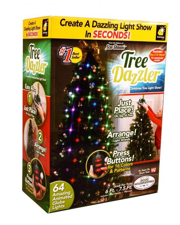 Betoverende LED kerstboomverlichting -1067