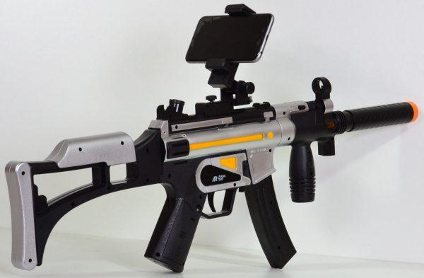 Game AR gun voor smartphone Groot-1127