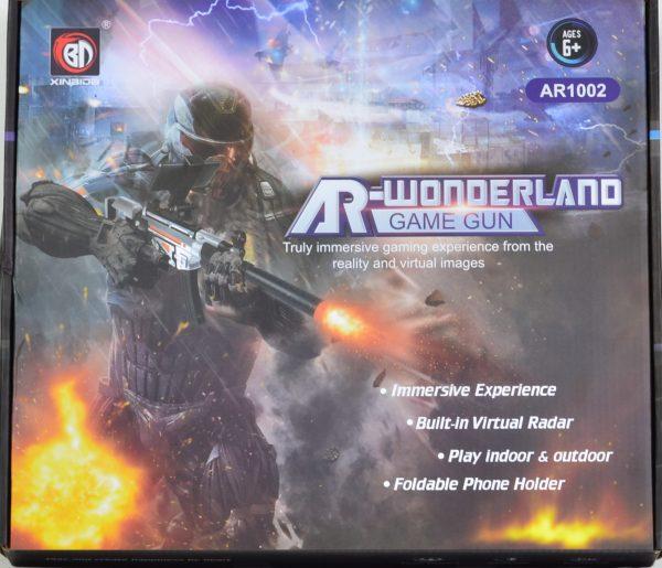 Game AR gun voor smartphone Groot-1125
