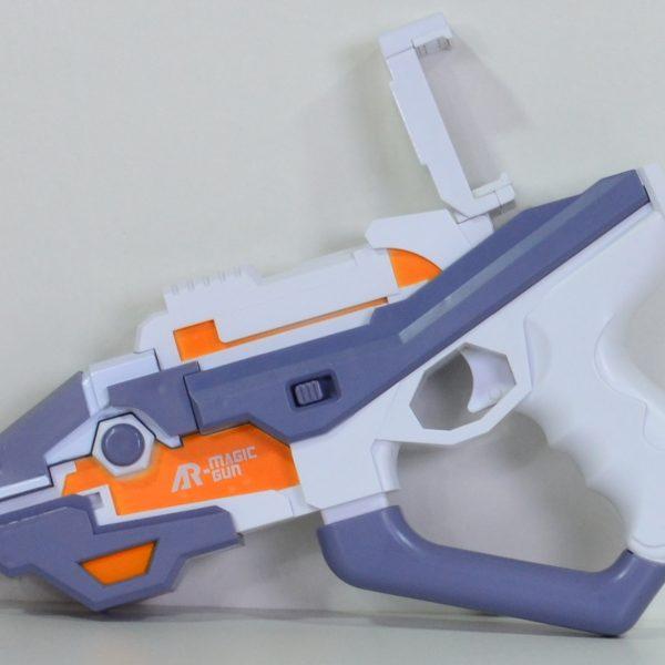 Game AR gun voor smartphone Middel-0