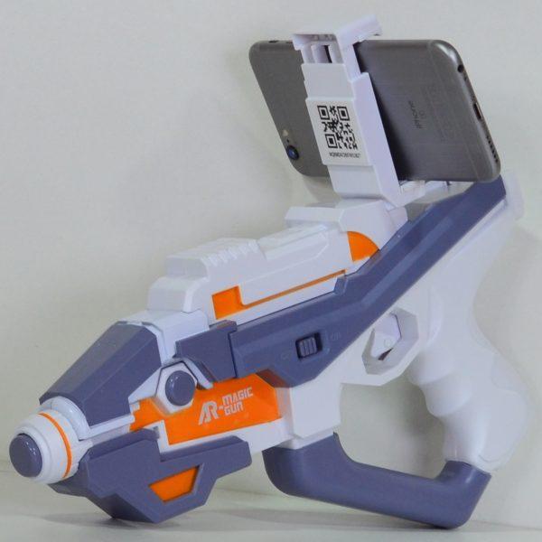 AR Gun voor smartphones