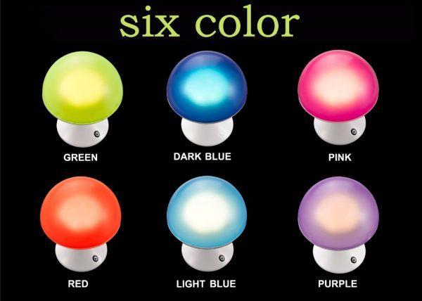 Mushroom sfeerlamp 16 kleuren-1113
