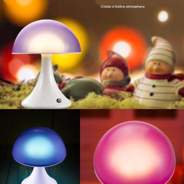 LED mushroom sfeerlamp