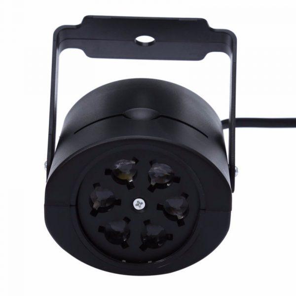 LED projector Haloween, Hartjes, Sneeuwvlokken & Kerst 3w-1139