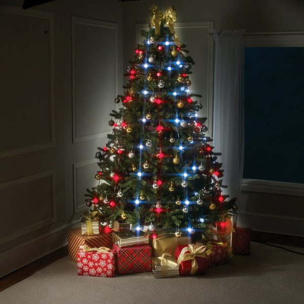 Betoverende LED kerstboomverlichting -1065