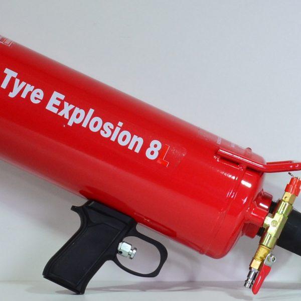 Luchtkanon/Bazooka 8 liter-0